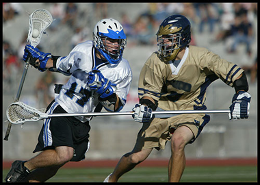 Lacrosse Player Development Clinic at All American Lacrosse