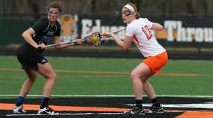 Girls Lacrosse Draw Clinic at All American Lacrosse