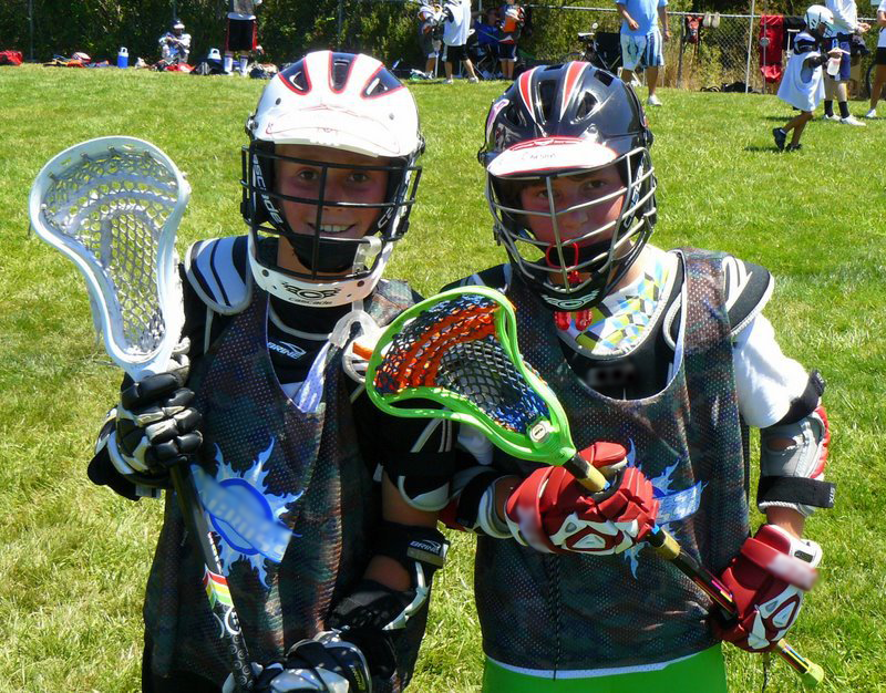 Camps and Clinics at All American Lacrosse